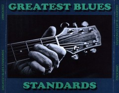Greatest blues standards cover image