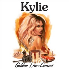 Golden live in concert cover image
