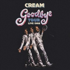 Goodbye tour live 1968 cover image