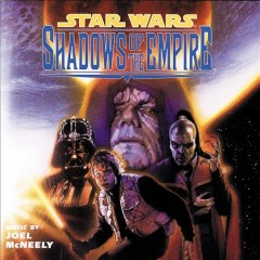Star Wars, Shadows of the empire. boriginal game score cover image