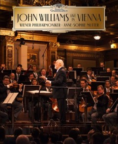 John Williams in Vienna cover image