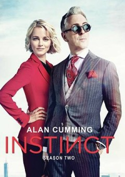 Instinct. Season 2 cover image