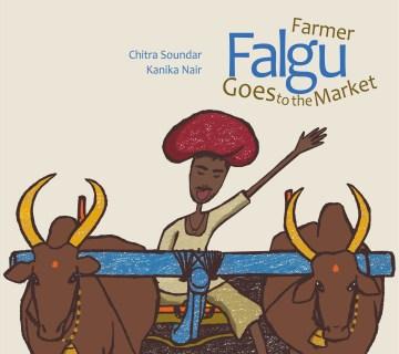 Farmer Falgu goes to the market cover image