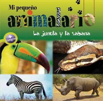 La jungla y la sabana cover image