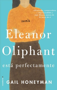 Eleanor Oliphant está perfectamente cover image