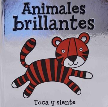 Animales brillantes : toca y siente cover image