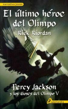 El último héroe del Olimpo cover image