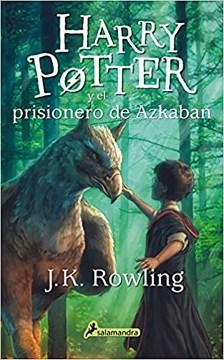 Harry Potter y el prisionero de Azkaban cover image