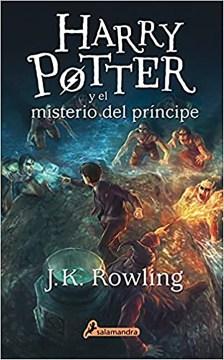 Harry Potter y el misterio del príncipe cover image