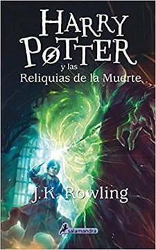 Harry Potter y las reliquias de la muerte cover image