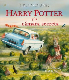 Harry Potter y la cámara secreta cover image