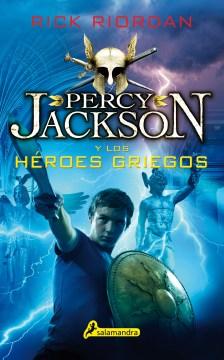 Percy Jackson y los héroes griegos cover image