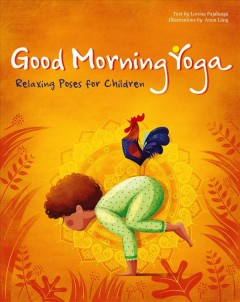 Good morning yoga : relaxing poses for children cover image