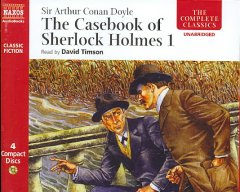 The casebook of Sherlock Holmes I cover image