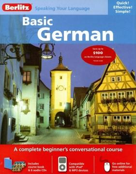 Basic German cover image