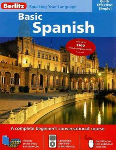 Basic Spanish cover image