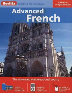 Advanced French cover image