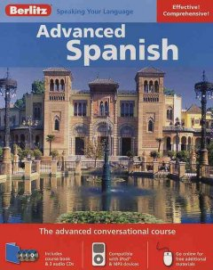 Advanced Spanish cover image