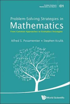 Problem-solving strategies in mathematics : from common approaches to exemplary strategies cover image