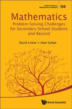 Mathematics problem-solving challenges for secondary school students and beyond cover image