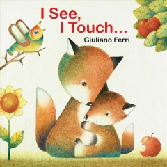 I see, I touch... cover image