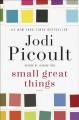Small great things : a novel