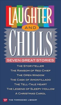 Laughter and chills : seven great stories