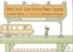 Cover art for How little Lori visited Times Square