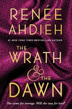 Cover art for The wrath & the dawn
