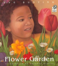 Cover art for Flower garden