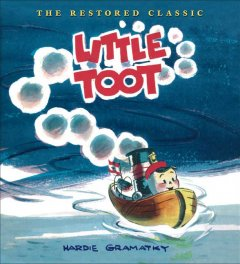Cover art for Little Toot