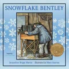 Cover art for Snowflake Bentley