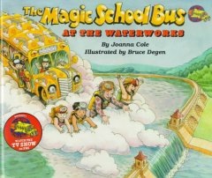 Cover art for The magic school bus at the waterworks
