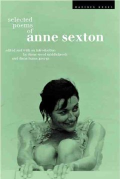 Cover art for Selected poems of Anne Sexton