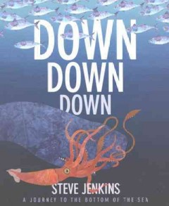 Cover art for Down, down, down