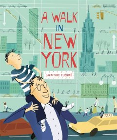 Cover art for A walk in New York