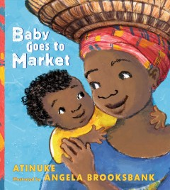 Cover art for Baby goes to market