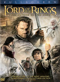 Lord of the rings.