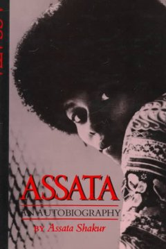 Cover art for Assata, an autobiography