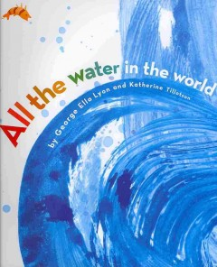 Cover art for All the water in the world