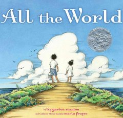 Cover art for All the world