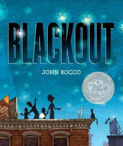 Cover art for Blackout