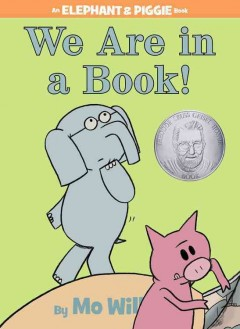 BKLYNBookMatch: Mo Willems and other funny picture books with expansive vocab!