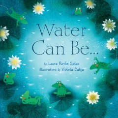 Cover art for Water can be--