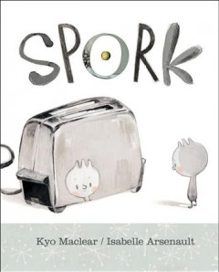 Cover art for Spork