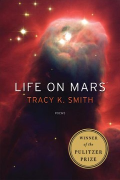Cover art for Life on Mars : poems
