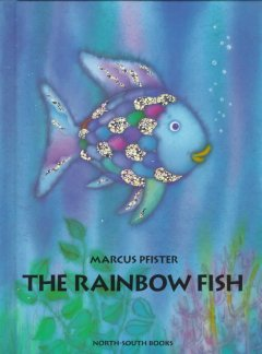 Cover art for The rainbow fish