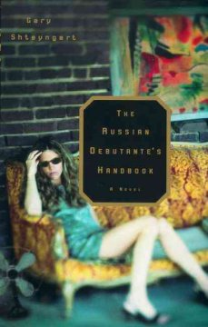 Cover art for The Russian debutante's handbook