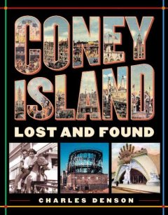 Cover art for Coney Island, lost and found