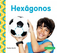 Cover art for HEXÁGONOS = HEXAGONS.
